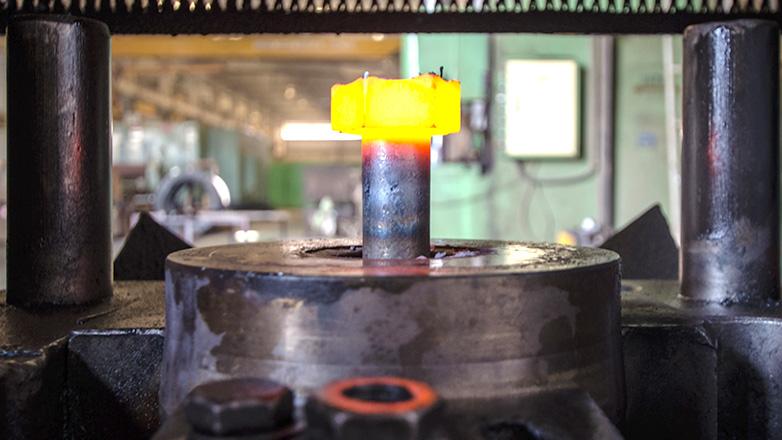 Cold Amp Hot Forging Al Rashed Fasteners